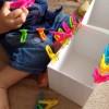 もうすぐ2歳。最近集中して遊んでくれているもの。